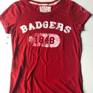 Badgers PINK Shirt